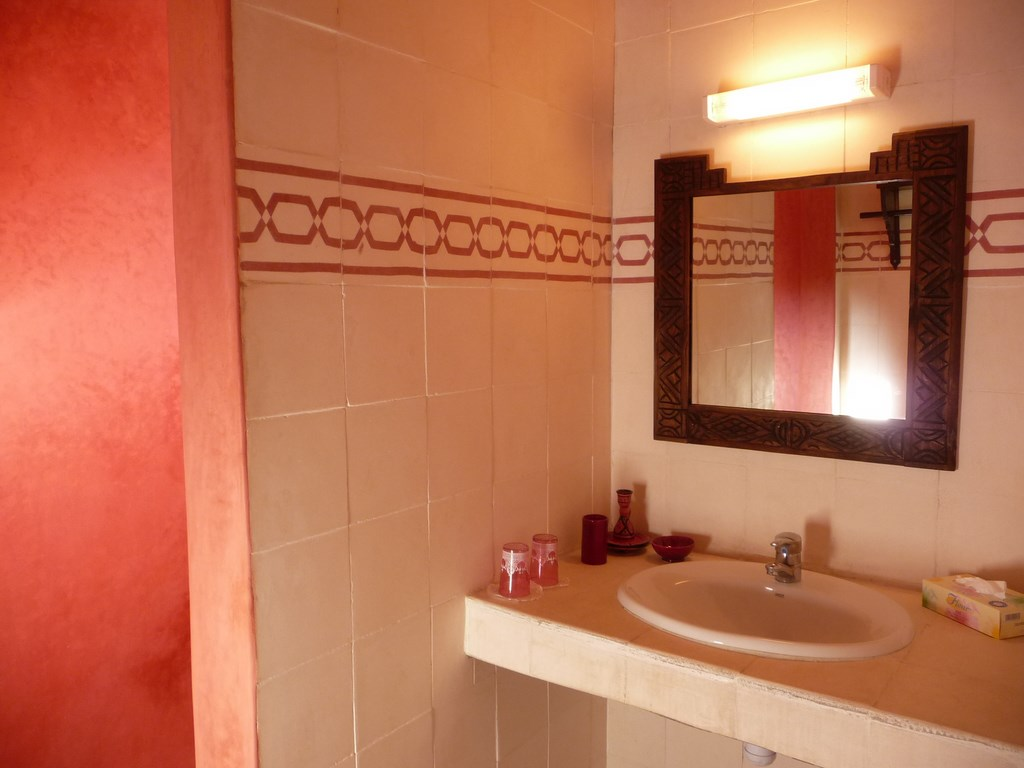 Salle De Bain Ceramique ~ Paradis Nomade Agadir Morocco Accommodation In Bed And Breakfast
